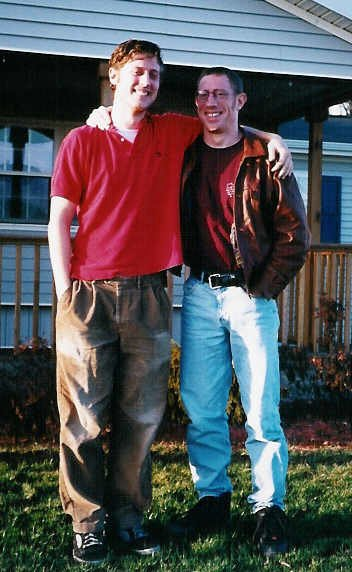 My son Blake, who was born in 1977, towers over me at 6 feet 2 inches.  It is nice when